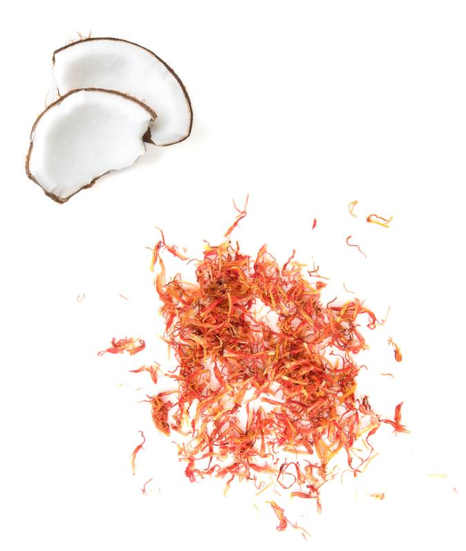 Kokos safran