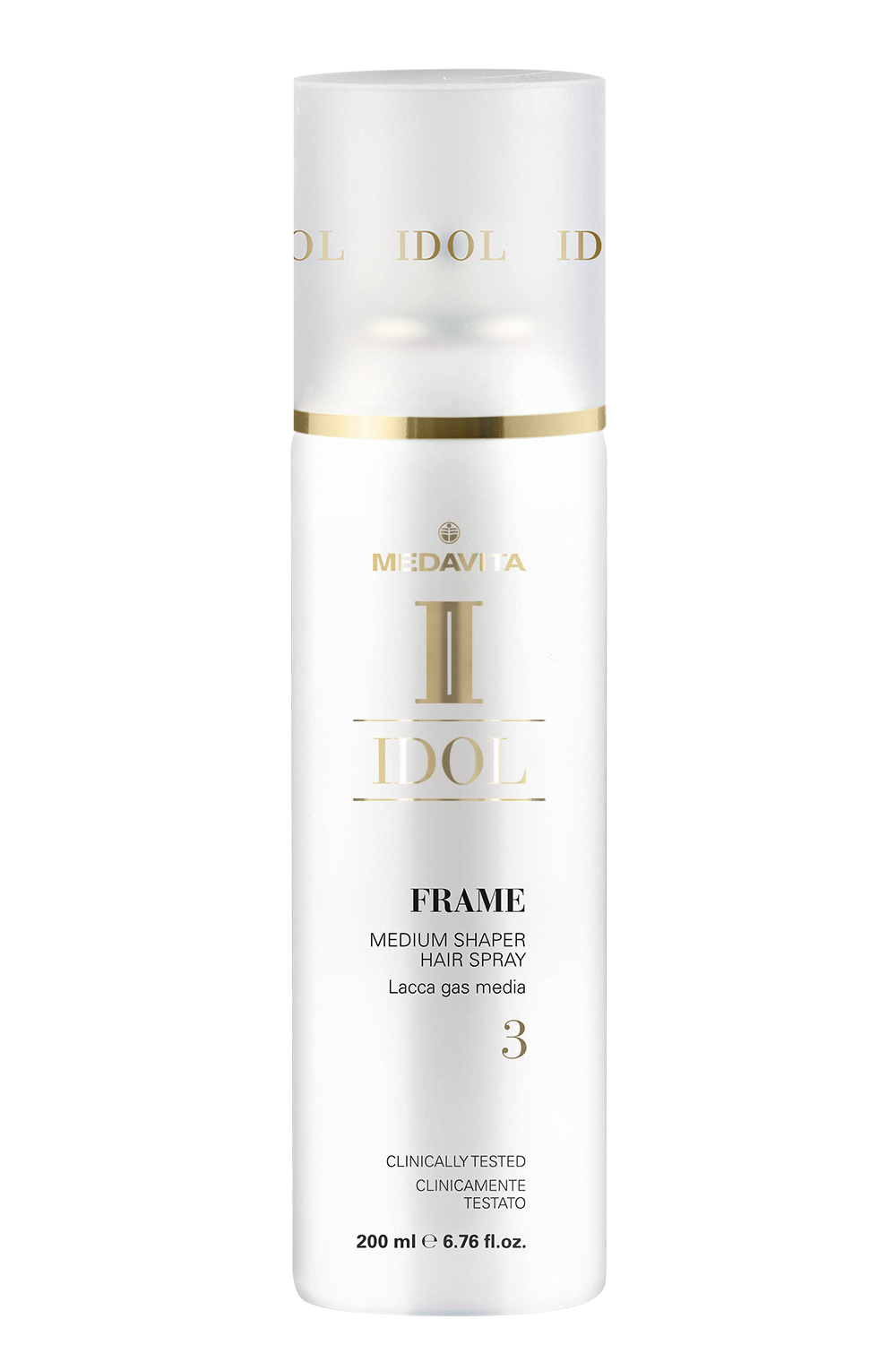 FrameMedium IDOL 200ml-klein