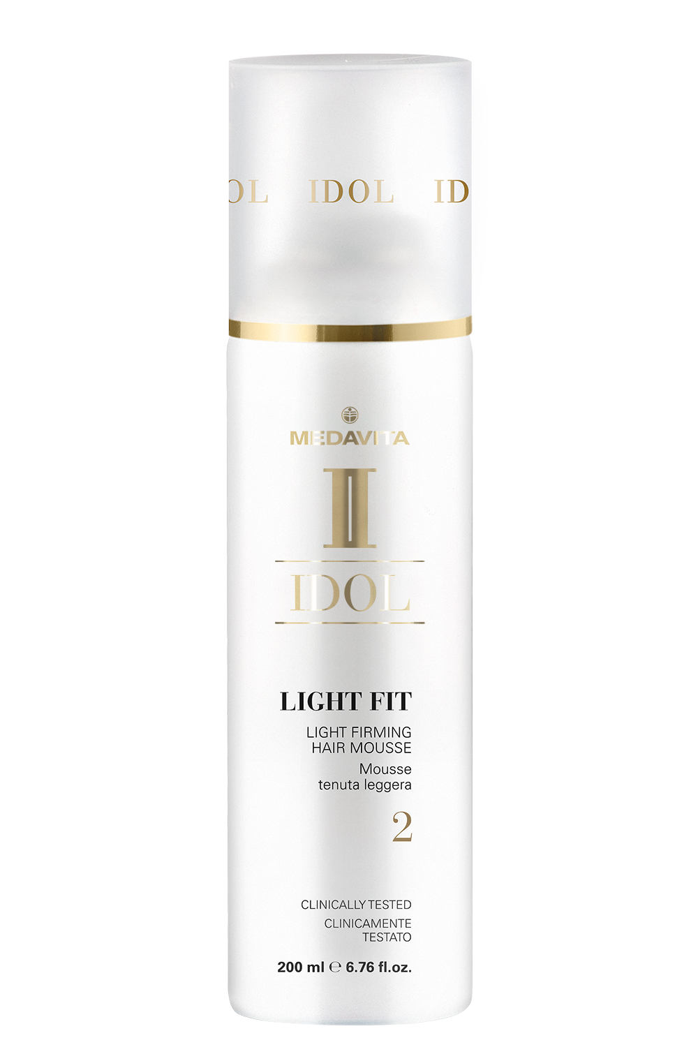 Light Fit Mousse IDOL 200ml_03-klein