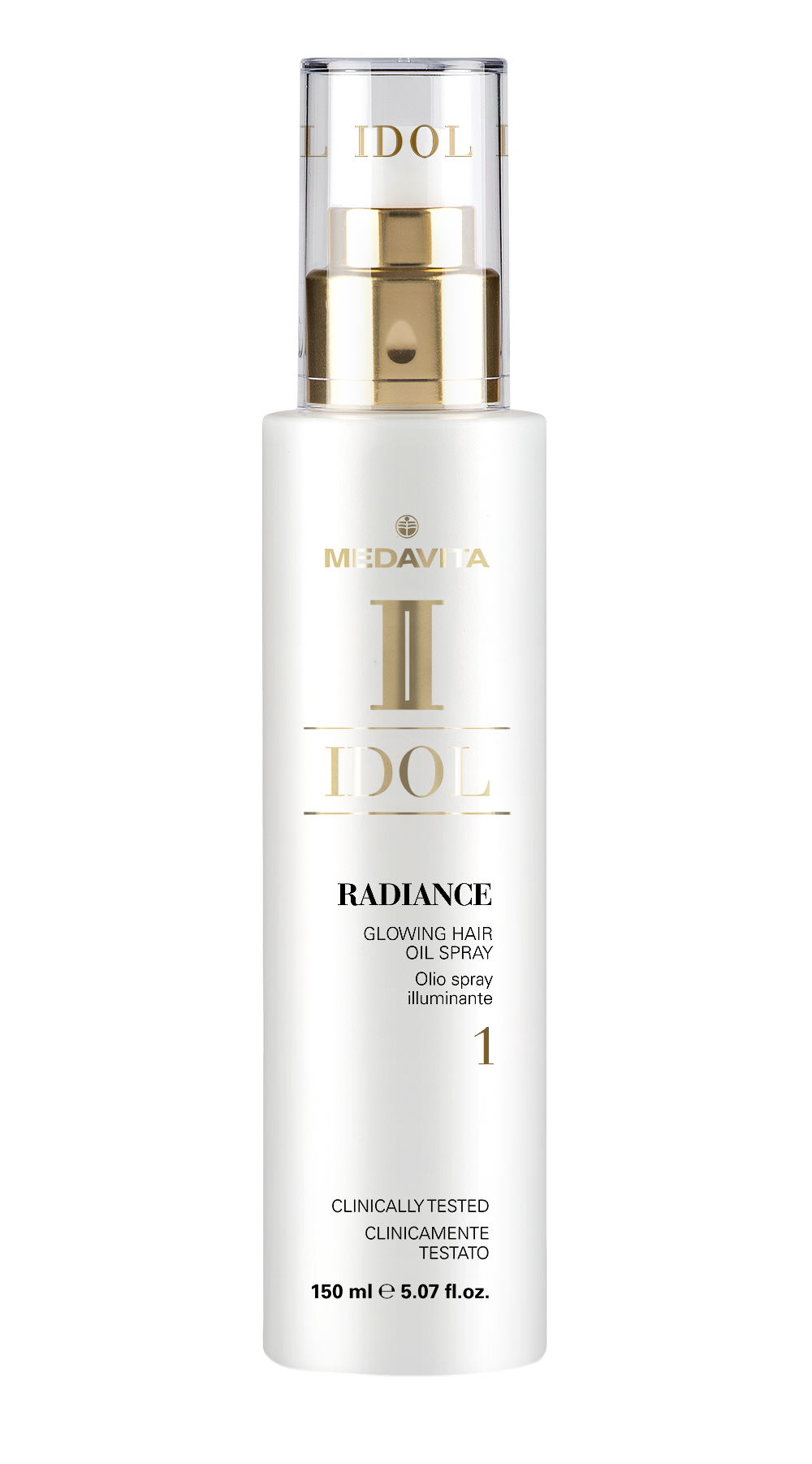Radiance IDOL 150ml DEF-klein