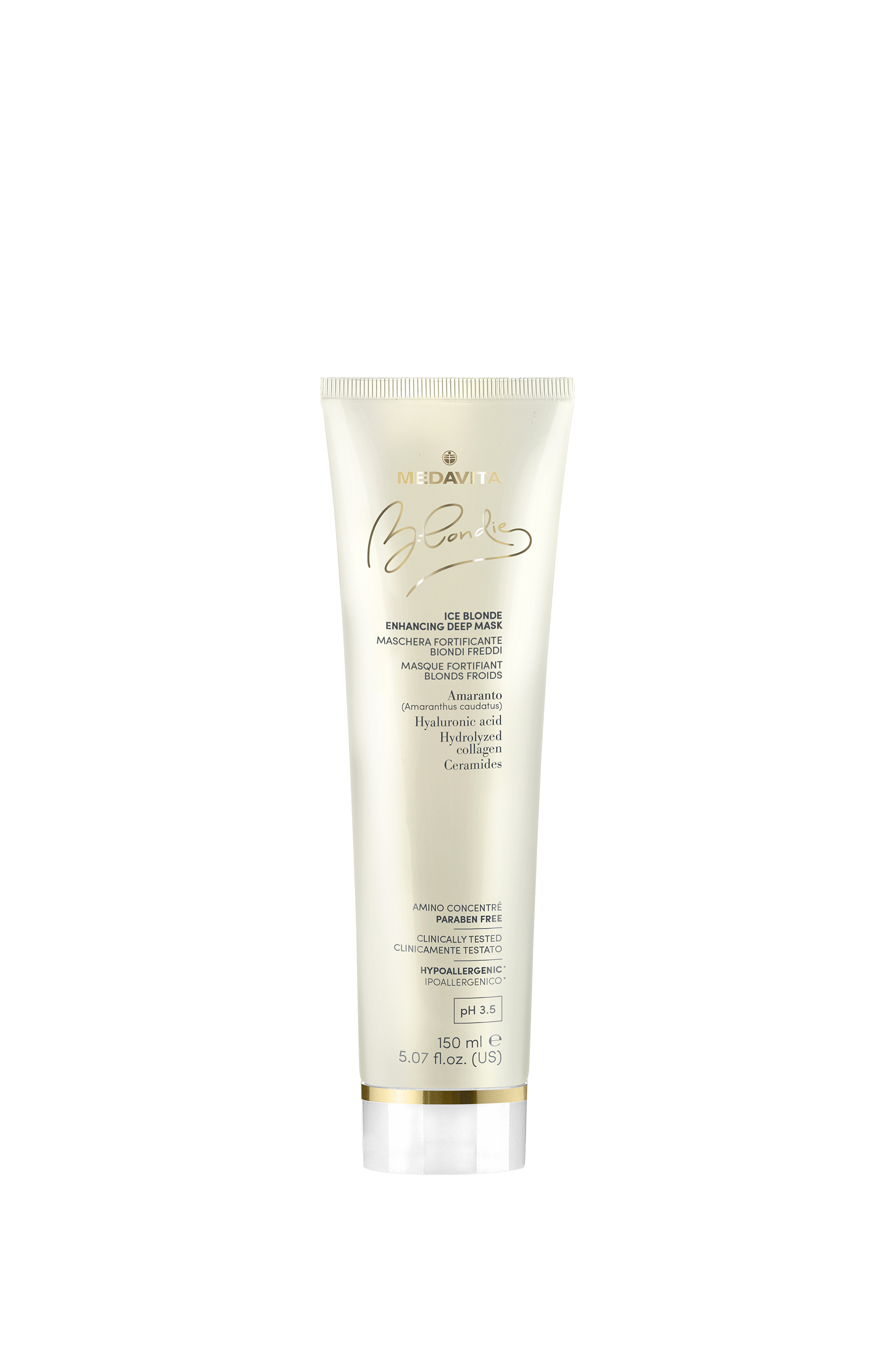 Blondie Tubo - Ice Blonde mask 150ml