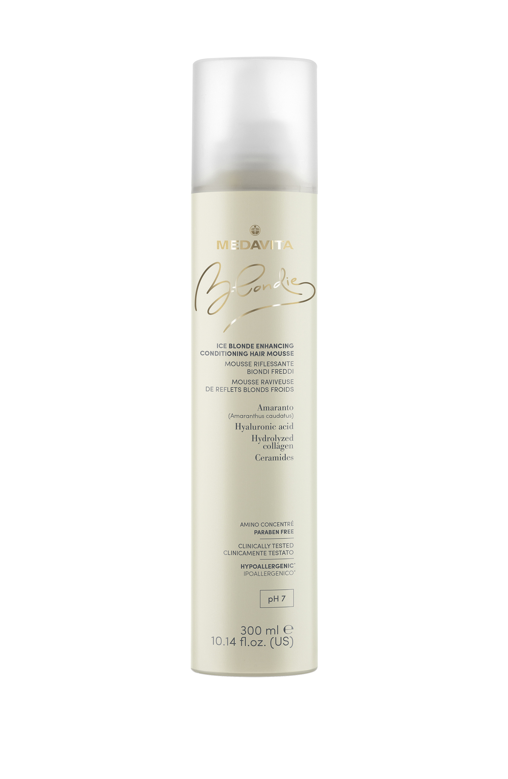 Blondie bombola - Ice Blonde mousse 300ml
