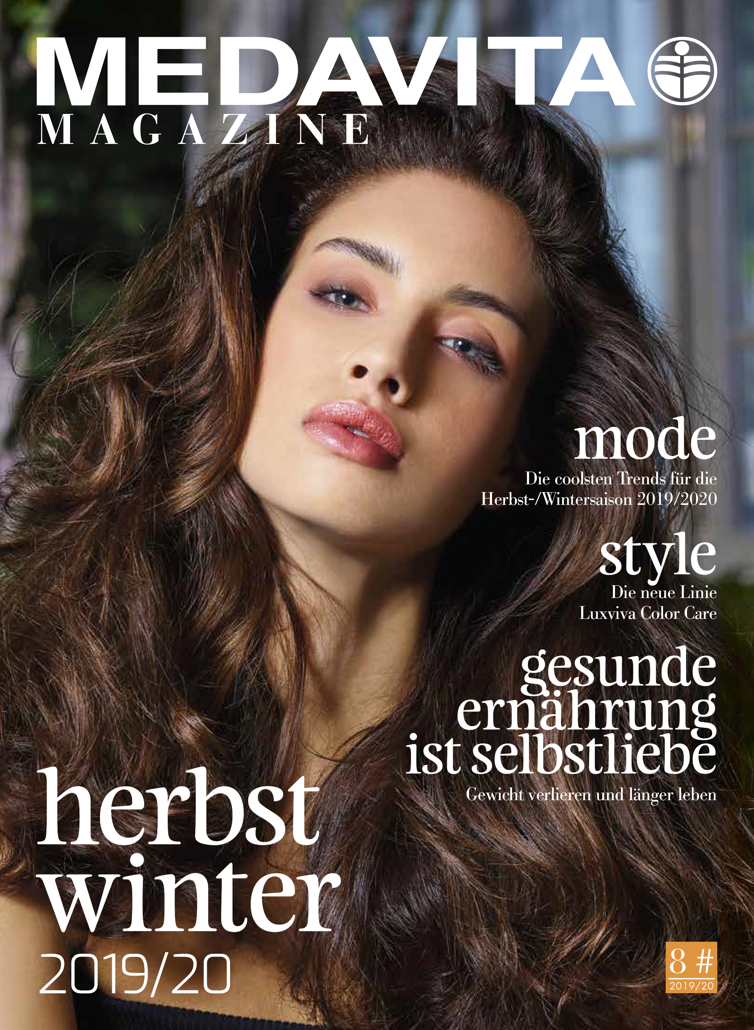 MAG Medavita Herbst Winter Cover2019-2020