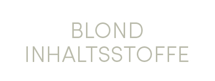 Blond inhaltsstoffe links