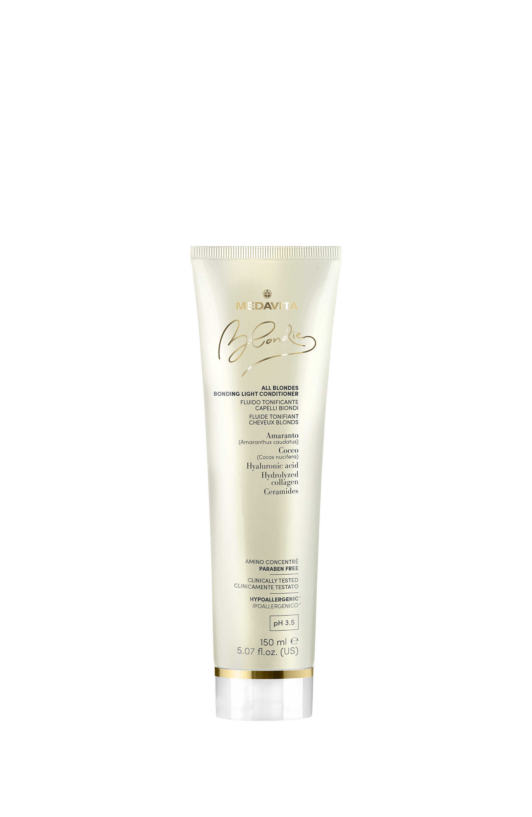 Blondie Tubo - All Blondes Bonding light cond mask 150ml