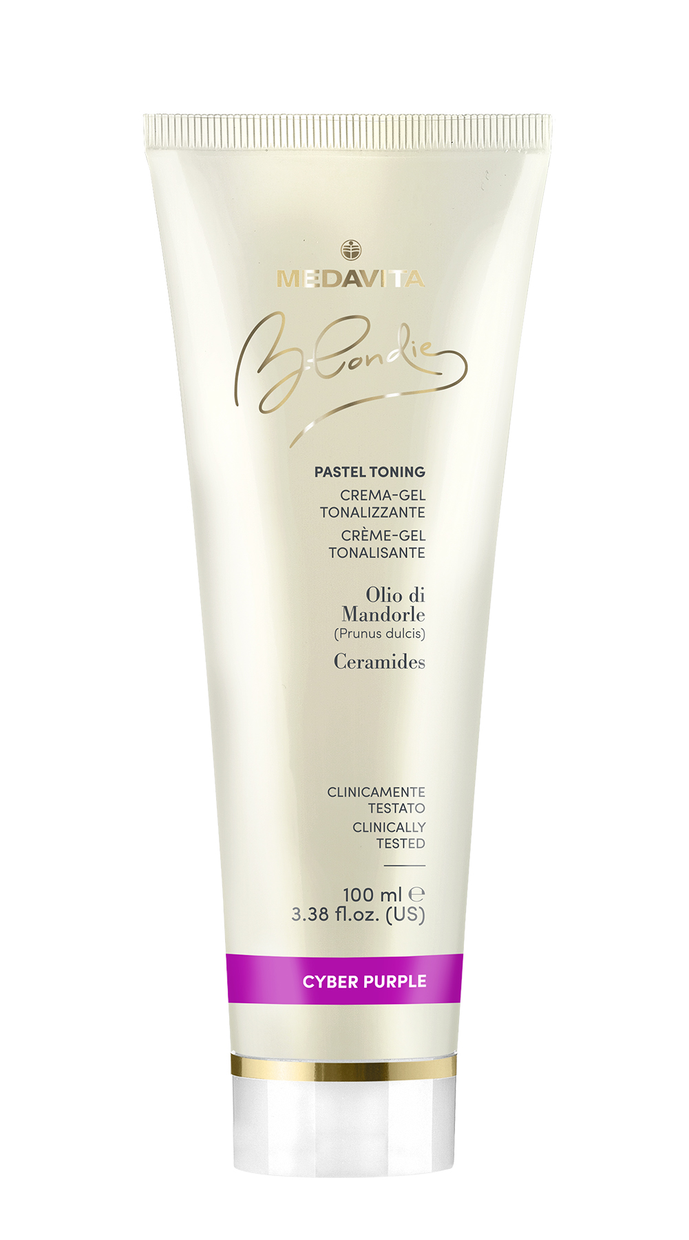 Blondie Tubo Pastel Toning Cyber Purple 100ml