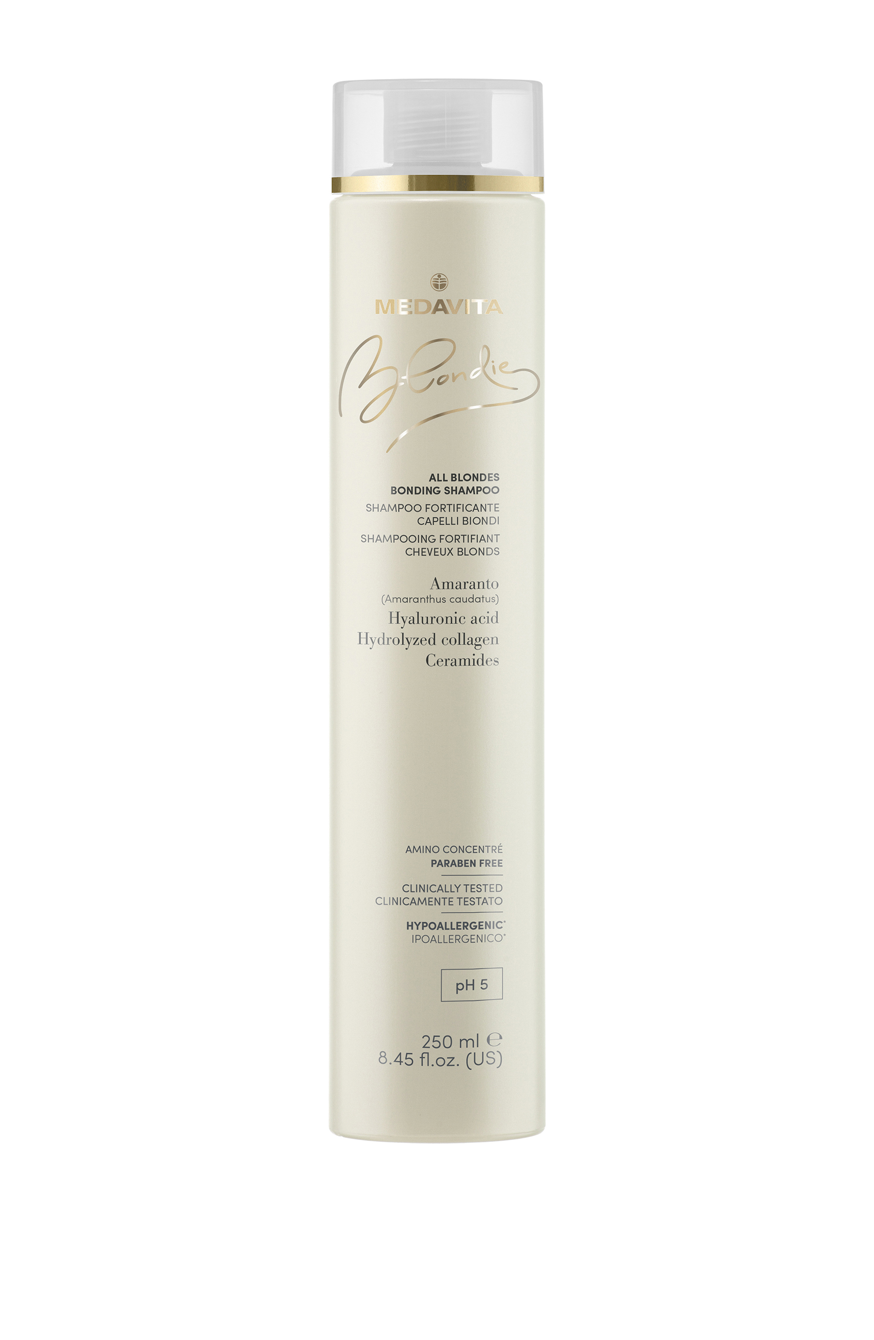 Blondie flacone All Blondes Bonding sh 250ml