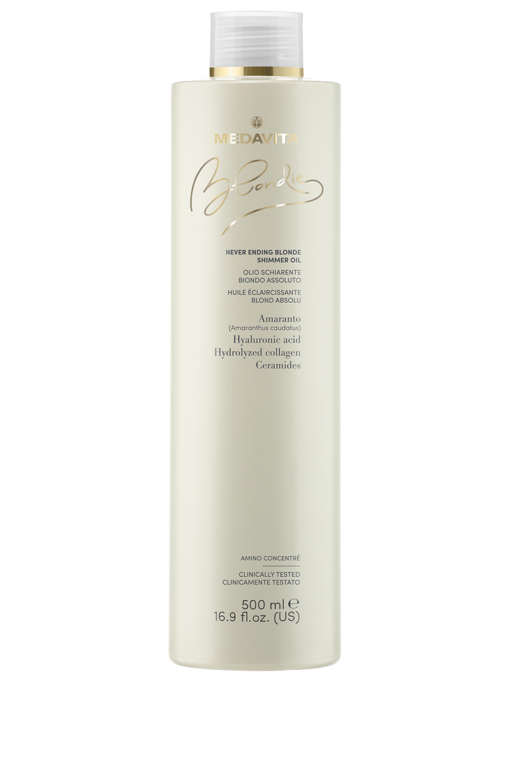 Blondie flacone Shimmer Oil Blondie 500ml DEF